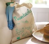 Maptote© Nantucket Beach Bag