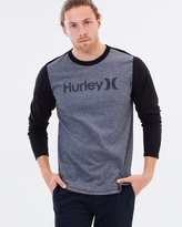Hurley Dri-FIT One & Only Series LS T-Shirt