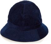 Blue Blue Japan Cotton-blend corduroy hat
