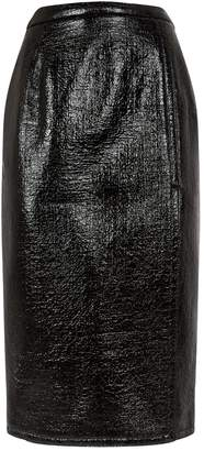 N°21 Textured Pencil Skirt