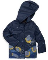 Catimini Toddler's, Little Girl's & Girl's Windbreak Printed Raincoat