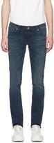 Nudie Jeans Blue Long John Jeans