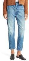 Vince Women's Slouch Carpenter Jeans