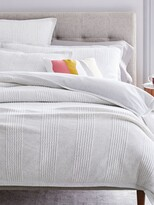 Thumbnail for your product : west elm Organic Cotton Cloud Jersey Bedding, Light Heather Grey
