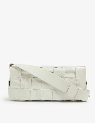 Bottega Veneta Cassette leather cross-body bag