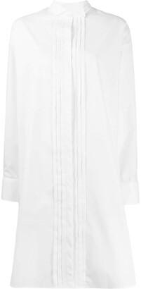 MM6 MAISON MARGIELA oversized shirt dress