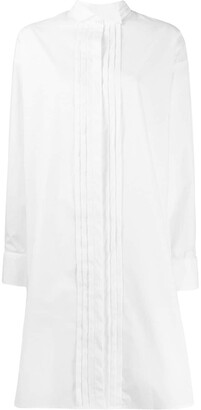 MM6 MAISON MARGIELA Oversized Shirt Dress