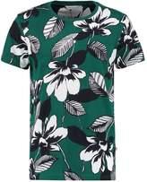 Samsøe & Samsøe Arley Print Tshirt Green Maui