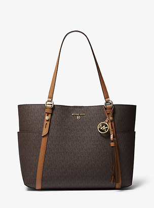 Michael Kors Sullivan Large Logo Tote Bag