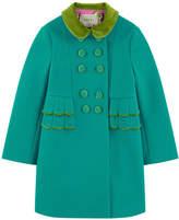 Gucci Woollen cloth coat