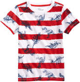 Epic Threads Dino Stripe T-Shirt, Little Boys, Created for Macy's