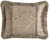 Dian Austin Couture Home King Winter Twilight Sham with Fringe
