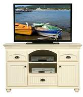 August Grove South Perth Solid Wood TV Stand for TVs up to 65 inches August Grove Door Type: Wood, Color: Summer Sage