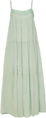 Anaak Iva Maria Cotton-Voile Maxi Dress Size: 1
