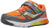 Saucony Zealot A/C Running Shoe (Little Kid)