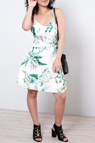 Only Backless Floral Dress