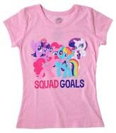 My Little Pony Girls' T-Shirt - Pink