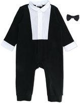 Dolce & Gabbana bow tie applique tracksuit