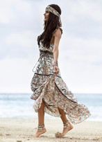 Johanne Beck - Johanne Beck Silk Maxi Skirt