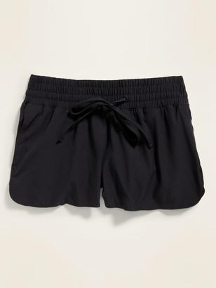 Old Navy Mid-Rise Board Shorts for Women -- 2.75-inch inseam