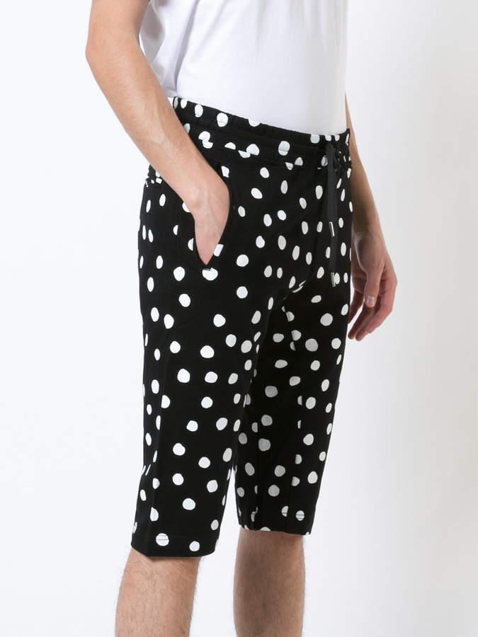 Stampd printed shorts