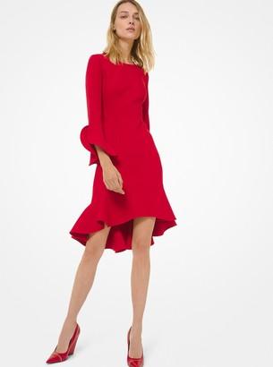 Michael Kors Stretch Boucle Sheath Dress