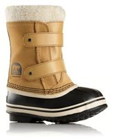Sorel Toddler's & Kid's 1964 Pac Faux Fur-Cuff Suede Snow Boots