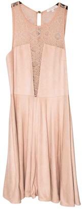 Patrizia Pepe Pink Lace Dress for Women