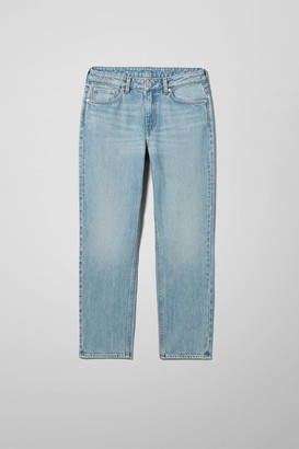 Weekday Bon Mid Slim Jeans - Blue