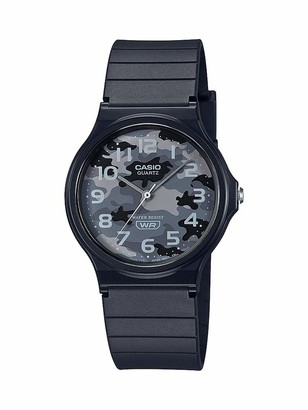 Casio Men's Classic Camouflage Quartz Watch with Resin Strap