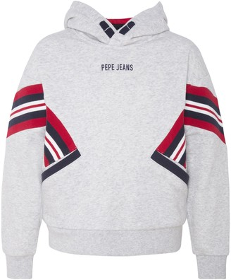 Pepe Jeans Cotton Mix Hoodie, 8-16 Years