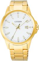 Citizen Goldtone Bracelet Watch - Men