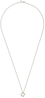 Niza Huang Fold pendant necklace