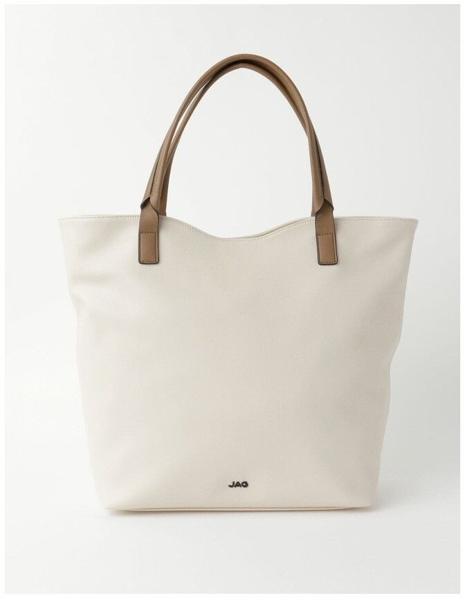 Jag Melania Double Handle Tote Bag
