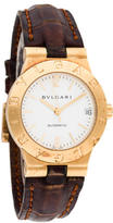 Bvlgari Diagono 18K Watch