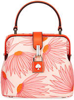 Kate Spade remedy small grand daisy top-handle bag