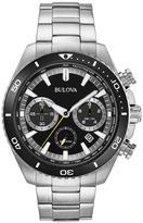 Bulova Bulova High Performance Quartz Black Dial Mens Watch