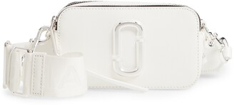 Marc Jacobs Snapshot Leather Crossbody Bag