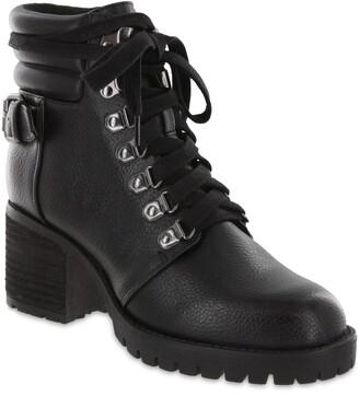 Mia Broderick Combat Boot