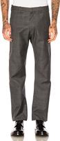 Vetements x Brioni Oversized Slim Pants