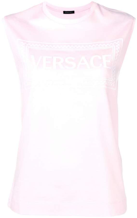 2ea89820 Versace Vintage Tops - ShopStyle