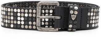 HTC Los Angeles studded embellishments belt