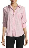 Frank And Eileen Eileen Striped Button-Front Shirt
