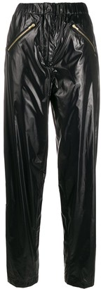 Preen by Thornton Bregazzi Bejamin high-waist trousers