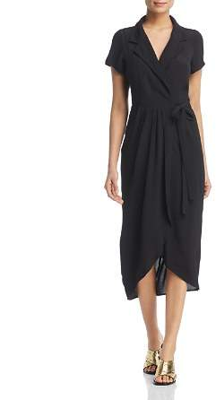 Yumi Kim Meet & Greet Midi Wrap Dress