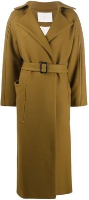 Tela Belted Virgin-Wool Mix Coat