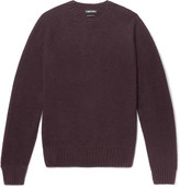 Tom Ford Cashmere Sweater - Plum