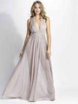 Baccio Couture - Jacky - 3183 Cristal Long Dress