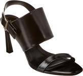Roger Vivier Trompette Leather Sandal