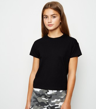 New Look Girls Organic Cotton T-Shirt